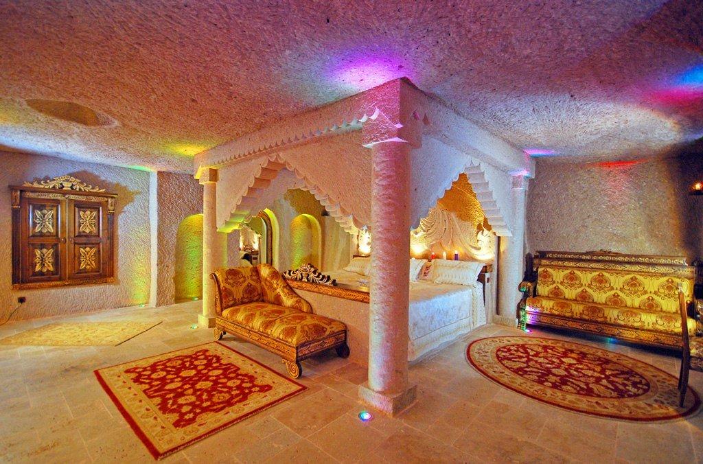 Gamirasu Cave Hotel— Турция, Каппадокия
