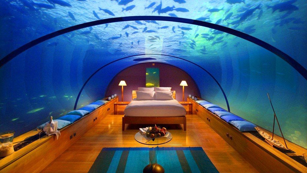 Hydropolis Undersea Resort— ОАЭ, Дубаи