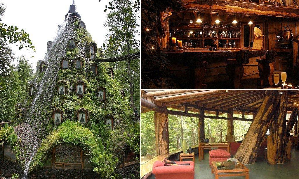 Montana Magica Lodge— Чили, Нельтуме