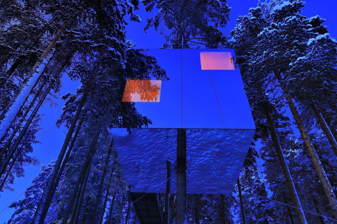 Tree Hotel— Швеция, Харадс