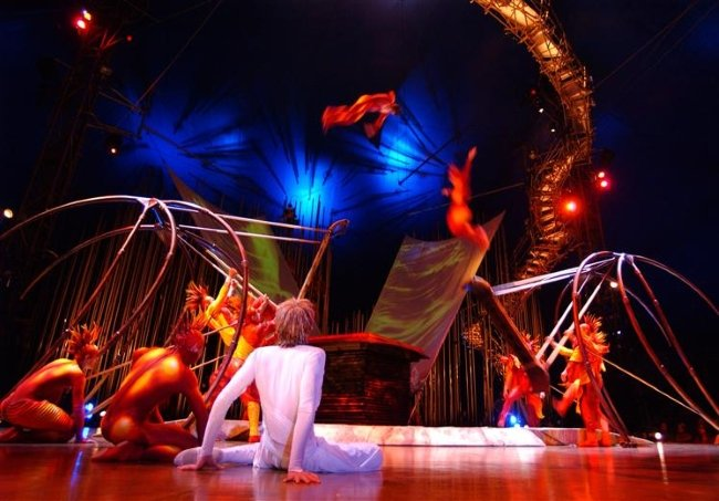 Varekai Cirque du Soleil