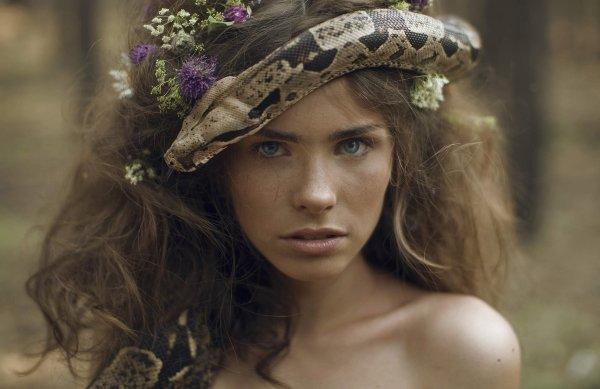 Женский тотем Змея