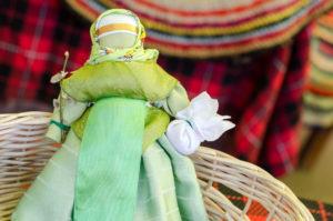 Кукла Радостеяа у вас есть своя берегиня
